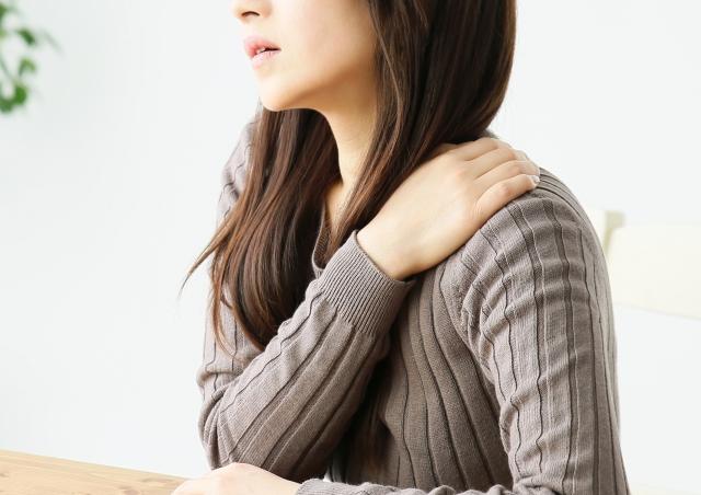 肩こりやむくみは上半身痩せの天敵です