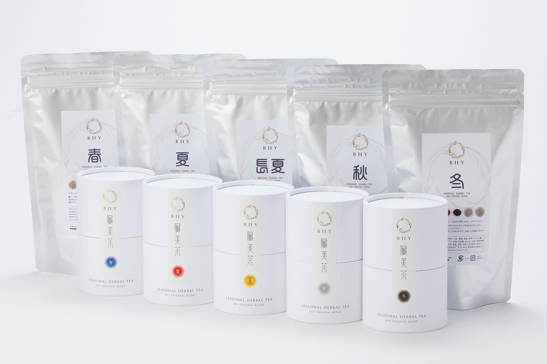 BHYオリジナル漢茶『臓美茶』