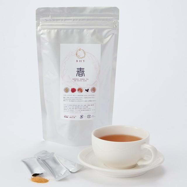 矢野未希子さんよりBHYの臓美茶をご紹介いただきました